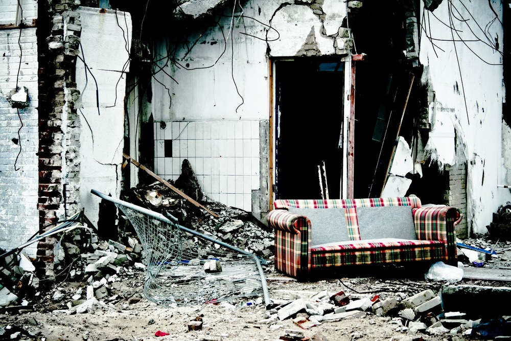 ARTICLE: When an Interior Design Disaster Can Turn a Frown Upside Down