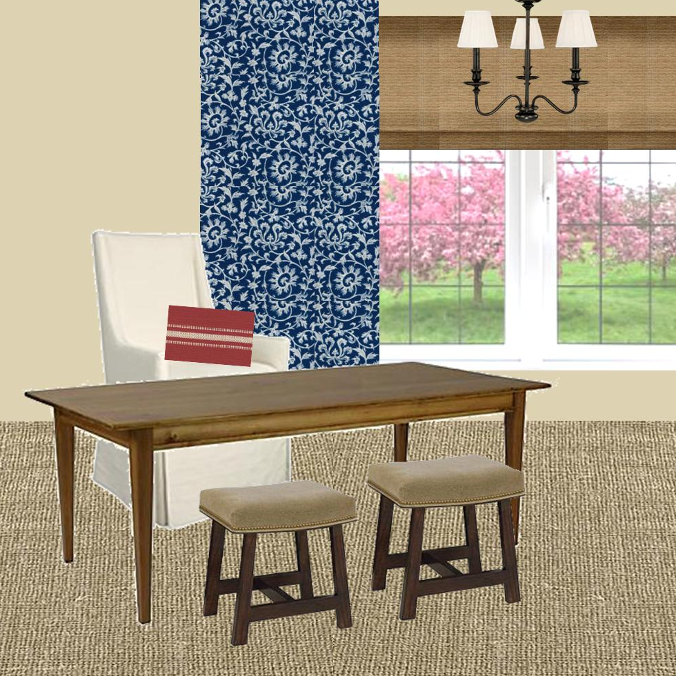 Thehut Home Office: Made In The USA: An Americana-Styled Home Office Design