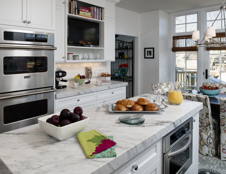 Image via: Houzz, Epiphany Kitchens