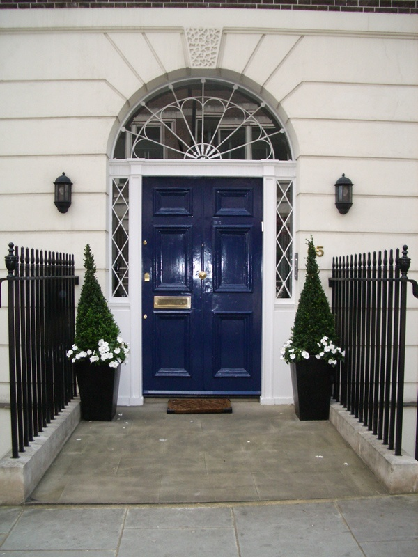 Front Doors With A High Gloss Finish Make Every Entrance