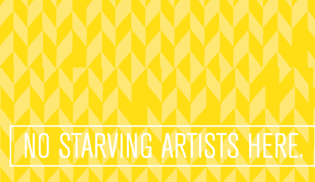ARTICLE: In the Future, Starving Artists Will Starve No More | Here's Why: