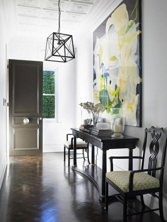 Designer:  Denai Kulcsar Interiors ,Image via:  Desire to Inspire