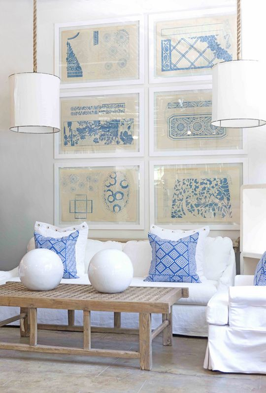 Designer: Kay Douglass, via: Coastal Living