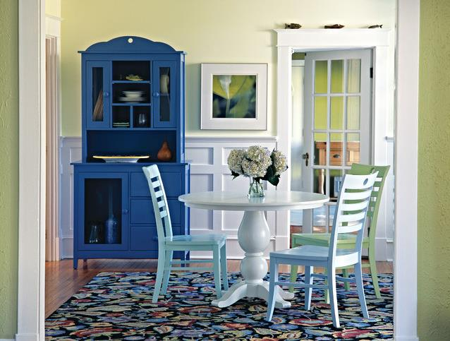 ARTICLE + GALLERY: Paint a Piece of Furniture to Add a Perfect Amount of Punch to Any Room
