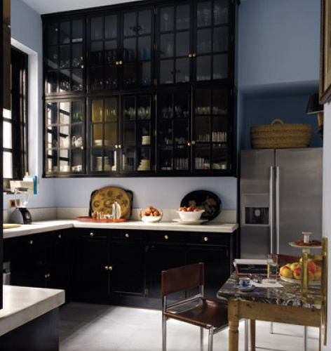 Can 39 t rip out your kitchen 39 s furr downs do this designed for Kitchen ideas elle