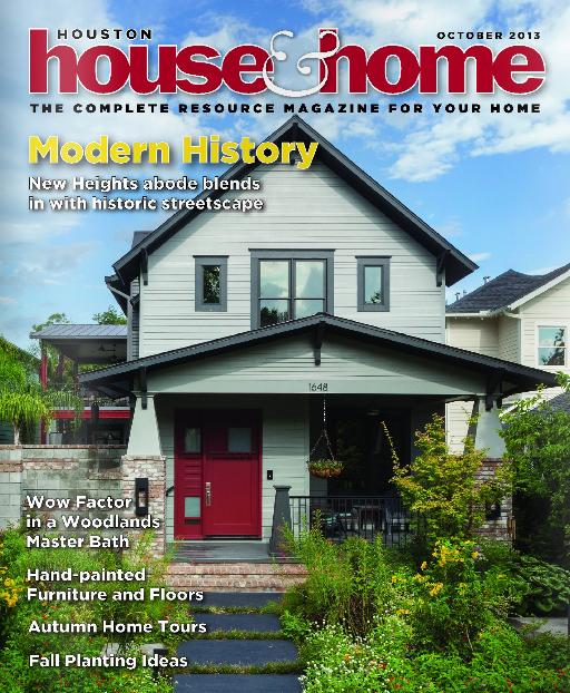 Houston House & Home, Master Bath Remodel, October 2013