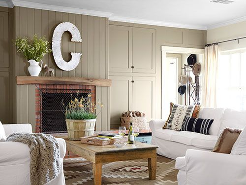 ARTICLE: 10 Must-Have Pieces of Country Home Decor