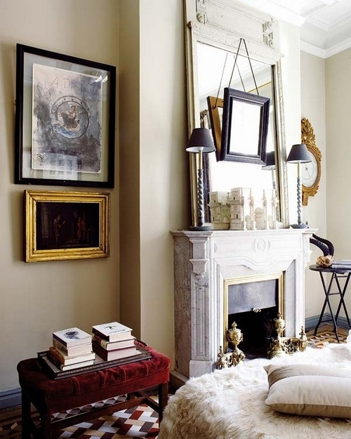 Mirror on top of mirror? Oh, yes. 12 beautiful examples.
