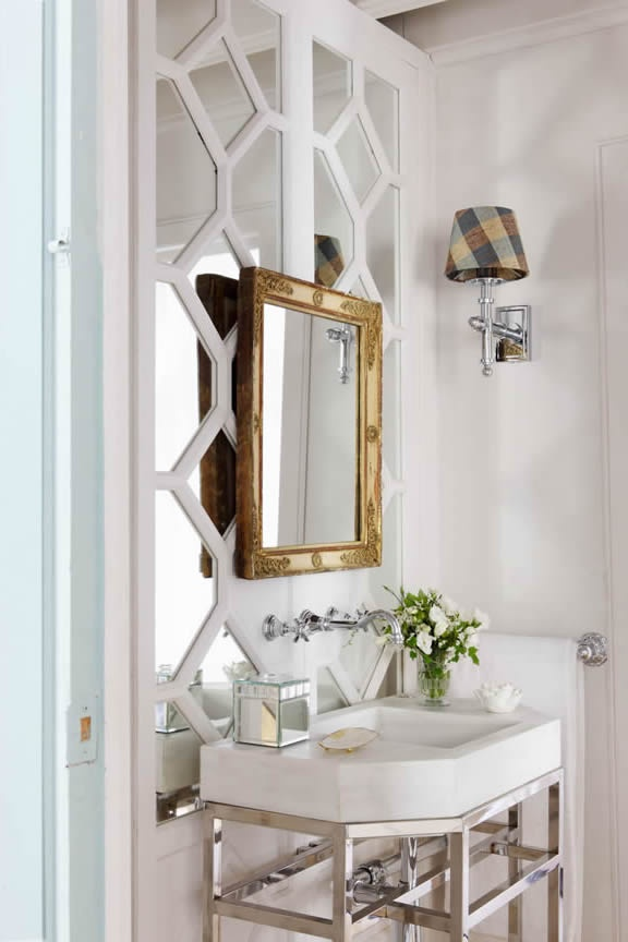 Mirror on Mirror - 12 Gorgeous Examples