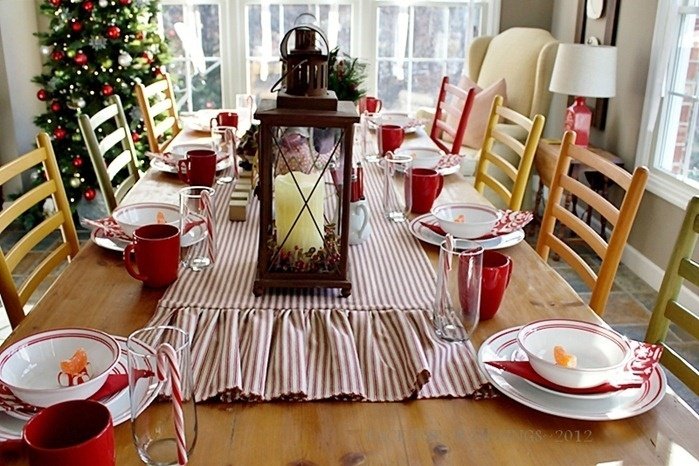 10 must have pieces of breakfast table decor for christmas