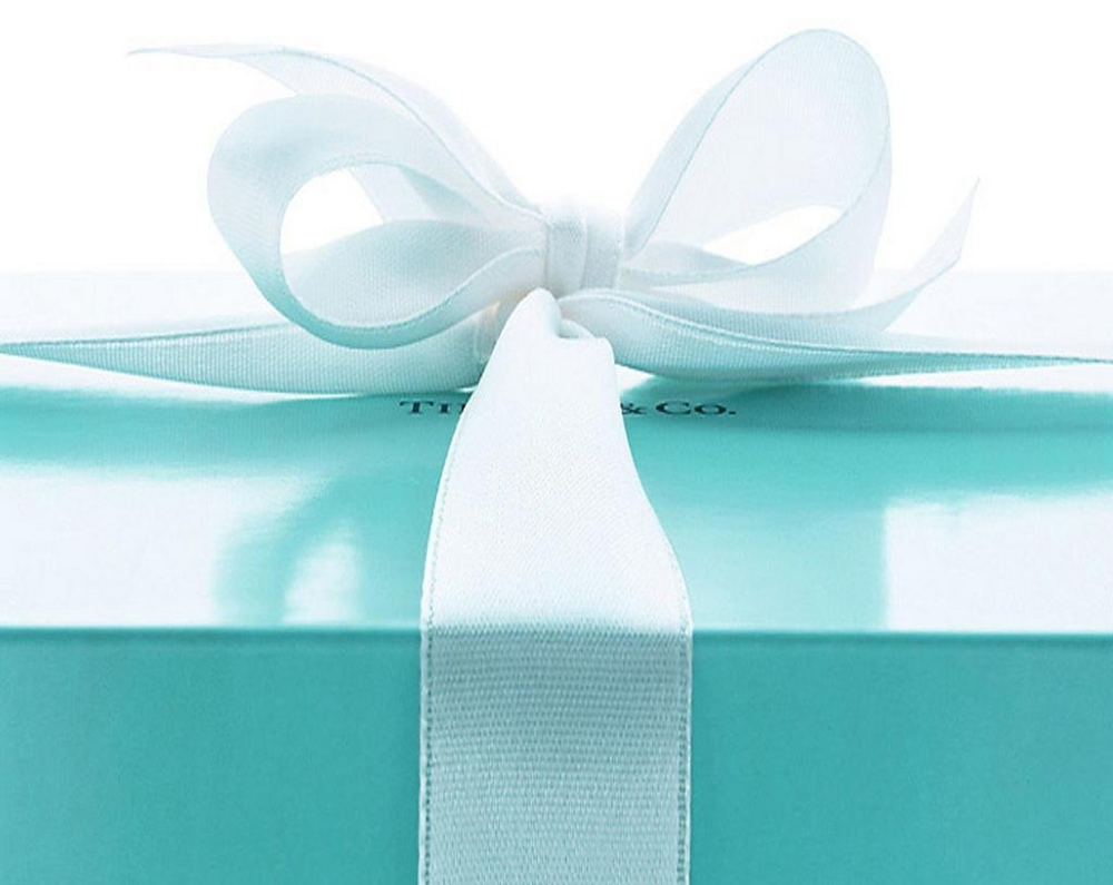 Tiffany's gift box