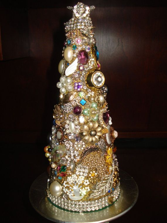 Remember The Beautiful Bits And Bobs Of Grandma S Jewelry Tree