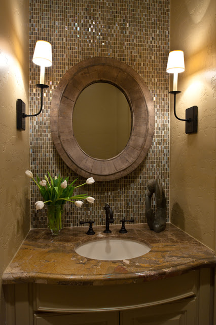 A Beautiful Powder Bath Redo