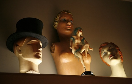Would You Decorate Your Home With A Dummy Mannequin