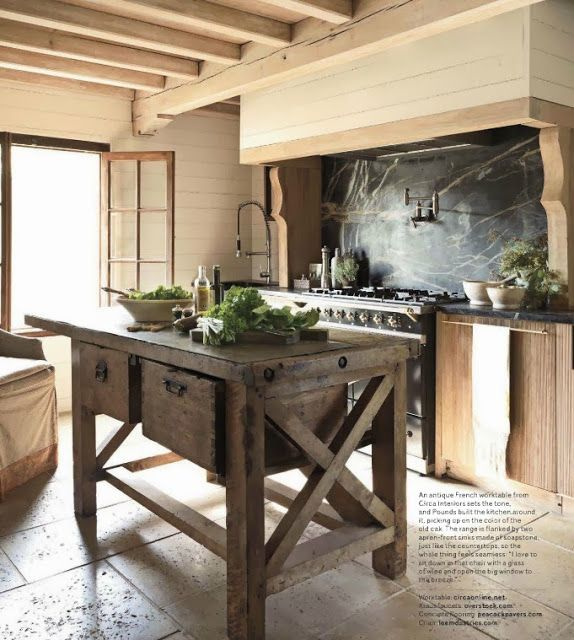 Kitchen Hearth: Address To Impress: The Hearth, Your Kitchen's Central