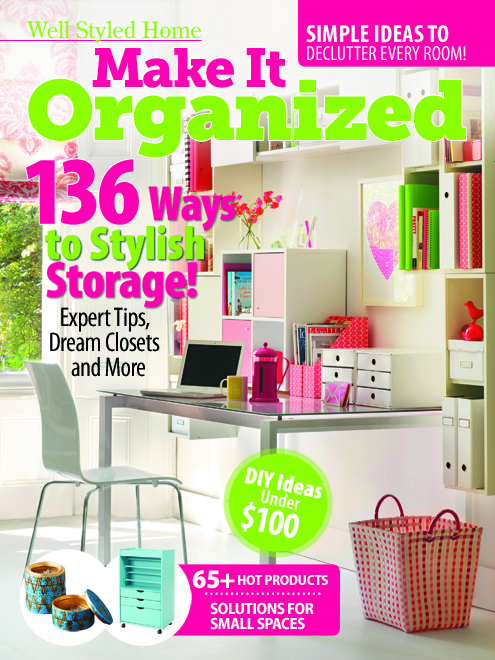 Make It Organized, Bedroom Remodel, January 2014