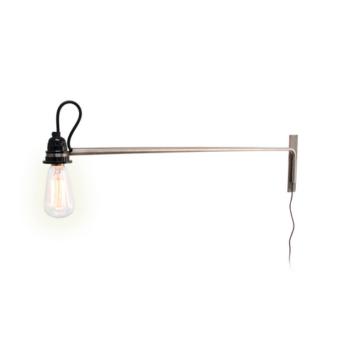 Gus Modern Vintage Swing Arm Lamp