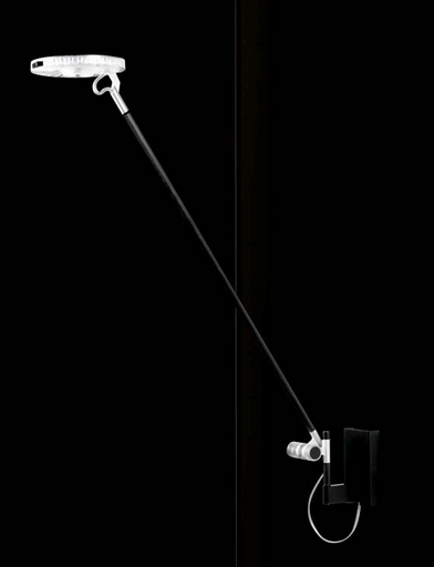 Kundalini Linea 1 Swing Arm Wall Lamp