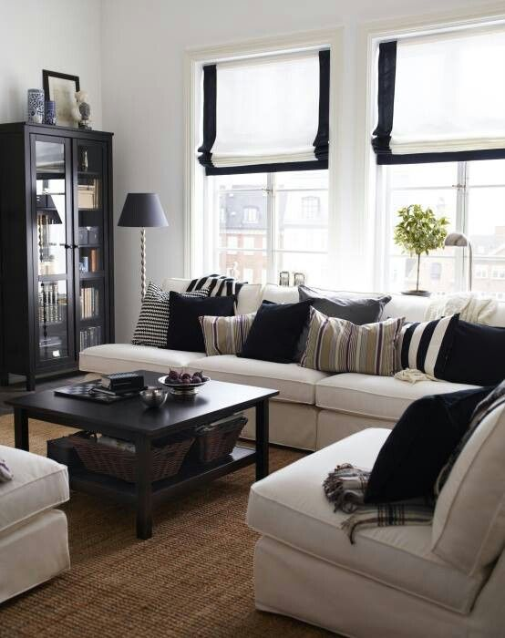 Sectional Sofas Can Turn Room Layouts Into An Almost Impossible Puzzle.  However, With These