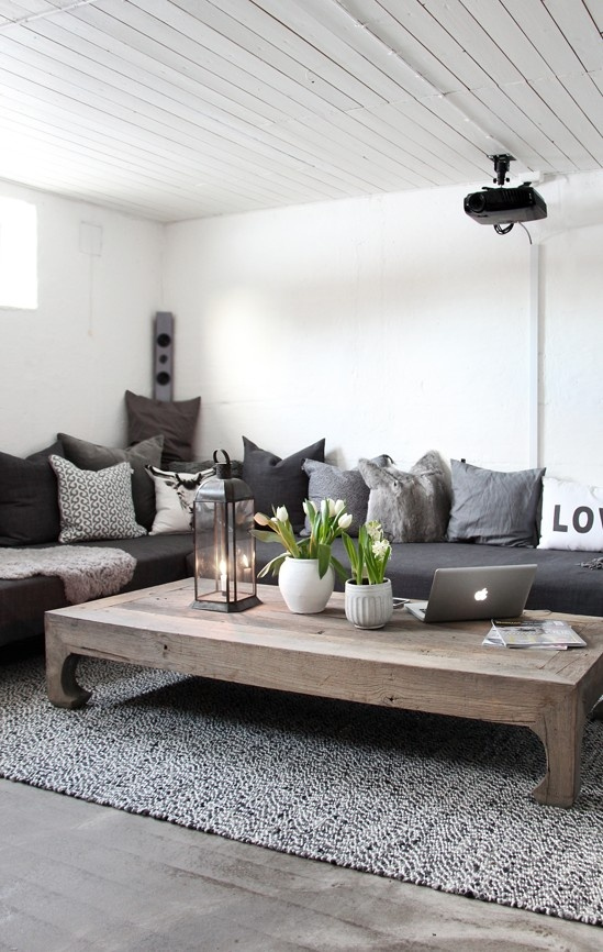 How To Design The Perfect Lounge Space With A Sectional Sofa DESIGNED - Sofa contemporain design