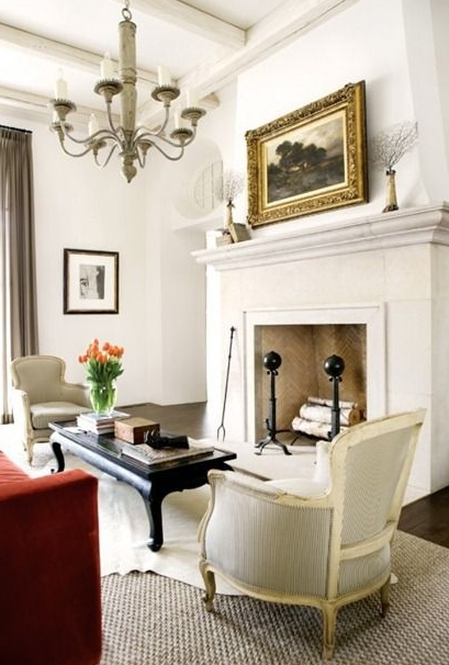 Designer: Betty Burgess, Image via: Atlanta  Homes and Lifestyles