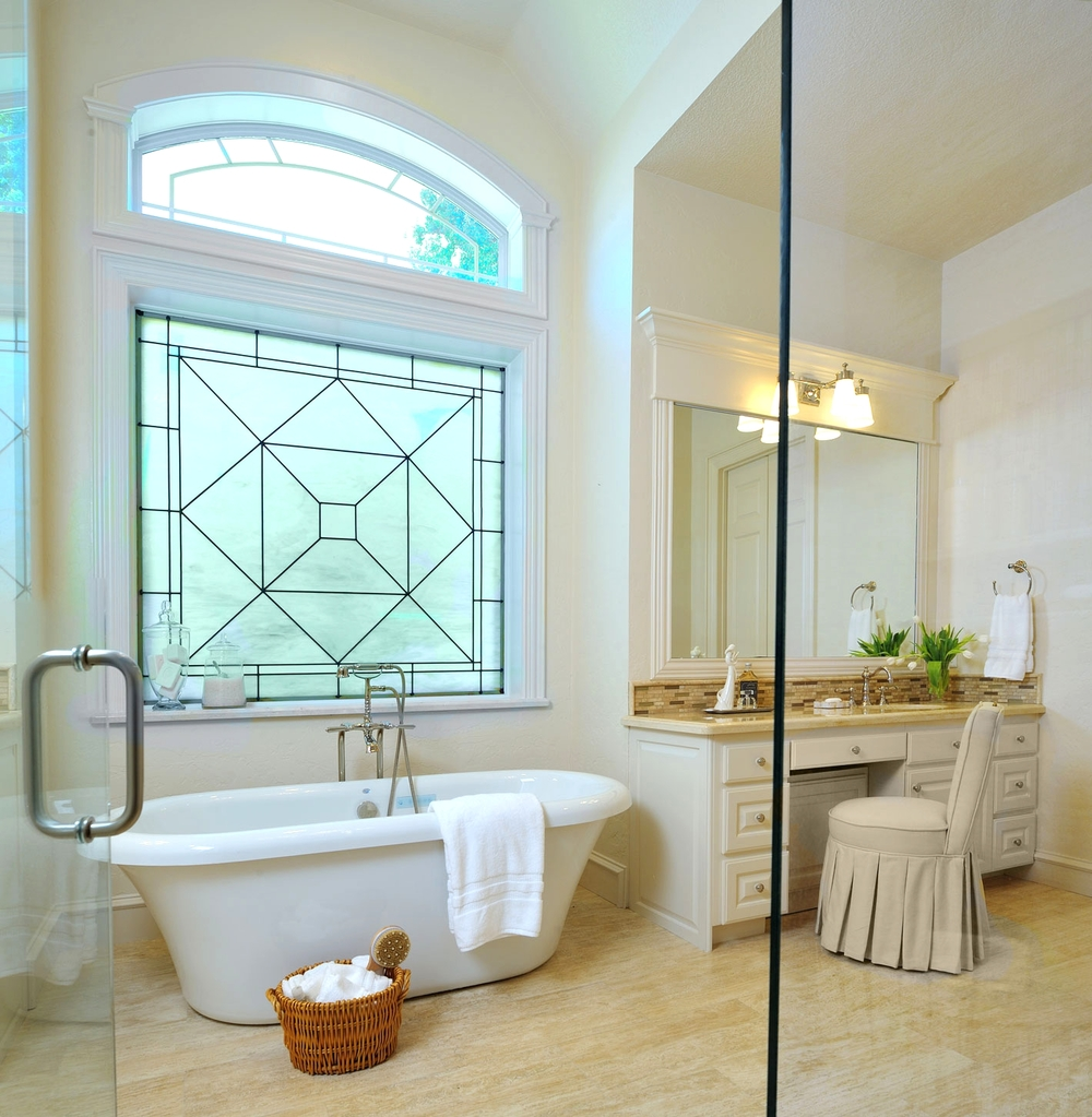 Top 10 bathroom design trends guaranteed to freshen up for Window design bathroom