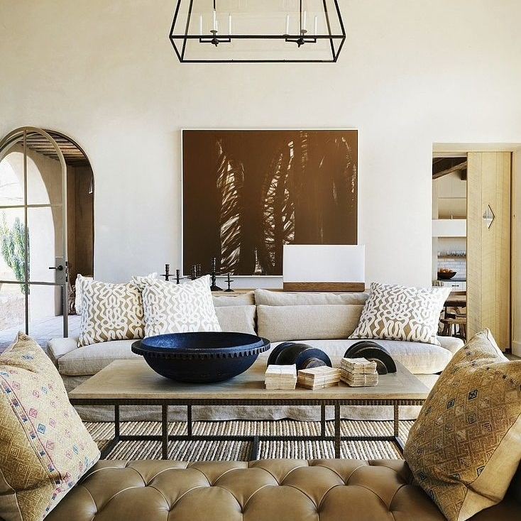 These 6 Pieces Of Colorful Furniture Are Absolute Must Haves: 10 Must-Have Rustic Chic Home Furnishings And Decor For