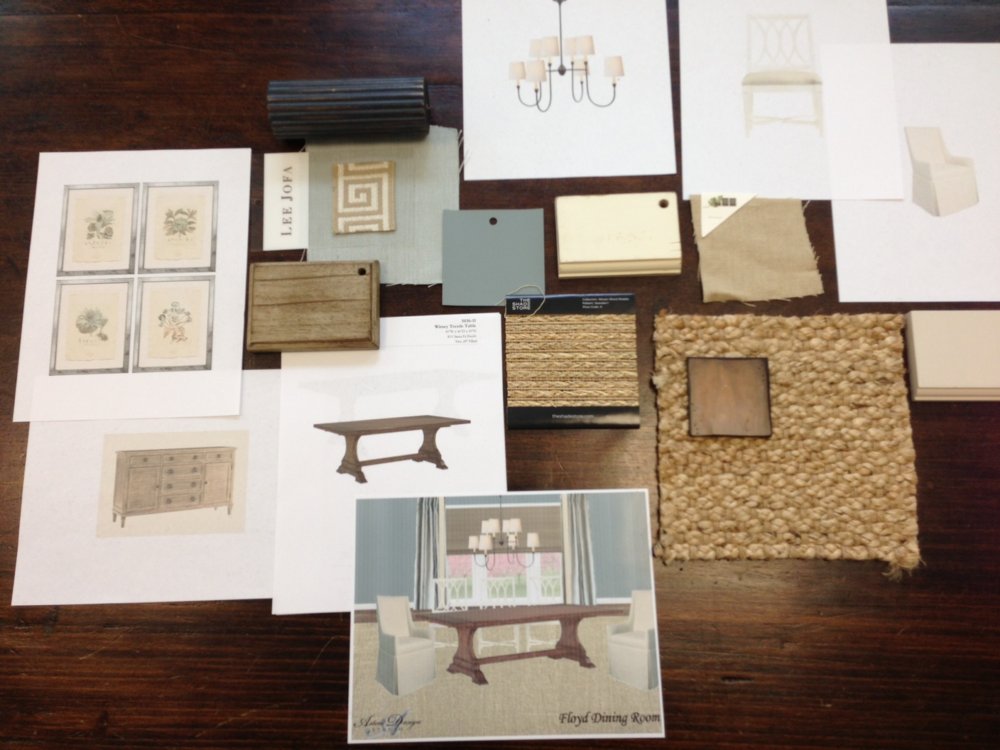 The Phases of an Interior Design Project Phase 2 Schematic
