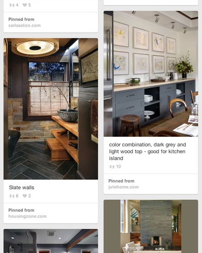Best Interior Design Links of the Week ➤ 5 WAYS I'VE USED PINTEREST TO SERVICE MY INTERIOR DESIGN CLIENTS | It's not very often that I use Pinterest with clients as a communication tool or to reference them to specific projects. But, when I do, they look a little something like this...
