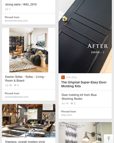 Best Interior Design Links Of The Week 5 WAYS IVE USED PINTEREST TO