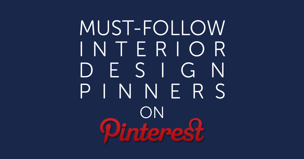 Countless people have used my directory to discover the absolute best interior design tips, tricks, & trends on Pinterest. And now it's your turn! You're going to love it! ;-)