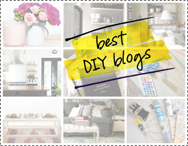 #DESIGNREFRESH - The Best Interior Design Links of the Week ➤ THE 17 BEST DIY BLOGS |   Makeovers are only as good as the people behind them. Presenting, in no particular order, our favorite do-it-yourself crew.