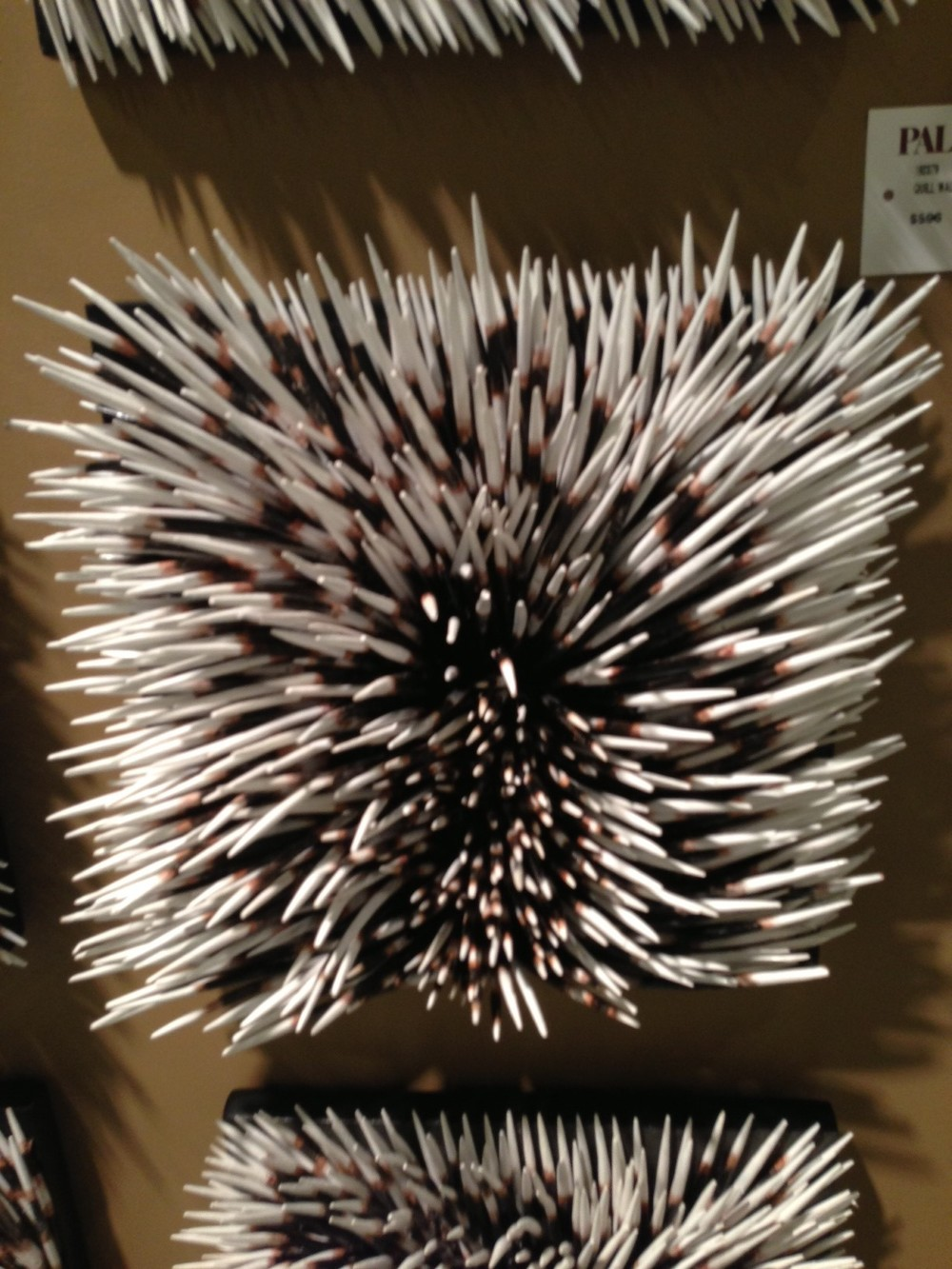 Porcupine by Palacek. | #LVmkt, best, home, decor, furniture, interior design