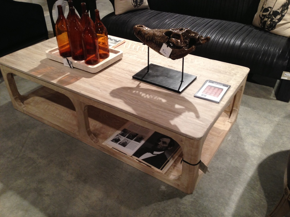 Coffee table and accessories by Noir. | #LVmkt, best, home, decor, furniture, interior design