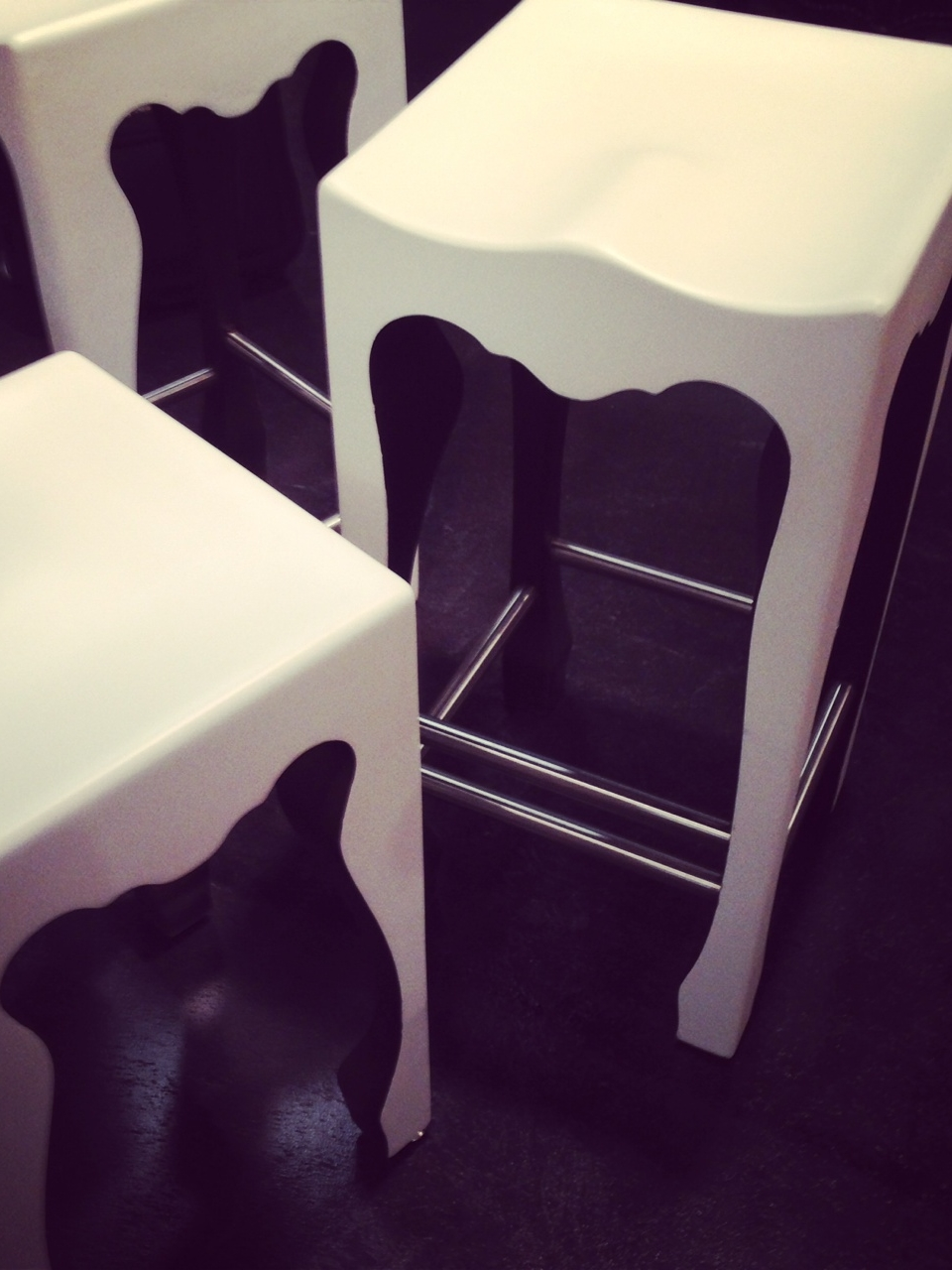 Bar stools by Polart. | #LVmkt, best, home, decor, furniture, interior design