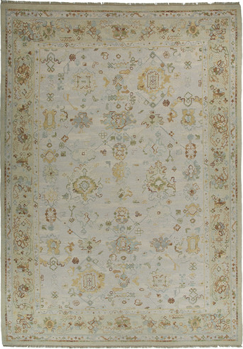 And Oushak rugs:
