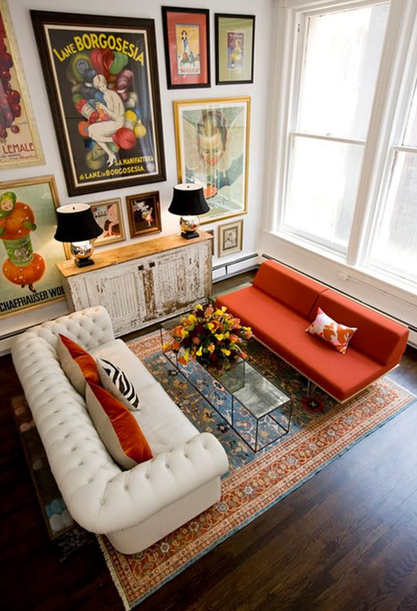 Modern Furniture With Oriental Rug the oriental rug: is it going out of style? — designed
