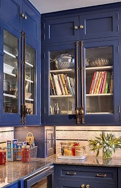 Prediction: The 2015 Pantone Color of the Year will be... / kitchen | Designer: Dan Bishop