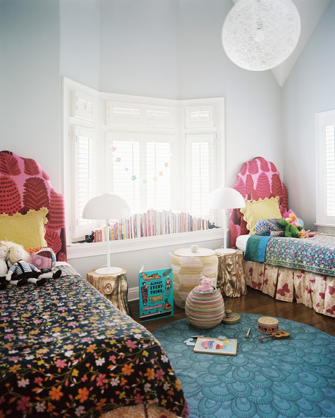 "MUST-LEARN: HOW TO DESIGN A KIDS ROOM YOUR CHILDREN WON'T OUTGROW  ➤ http://www.lonny.com/How+to+Design+a+Kids+Room+Your+Children+Won't+Outgrow | ""I love these tips and images from Lonny about designing kid's rooms. After all, my Phoebe bed design I shared in my post above is a perfect example of having furniture that your kids won't outgrow!"" 