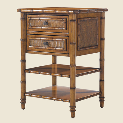 Nightstand available at  Lexington.com
