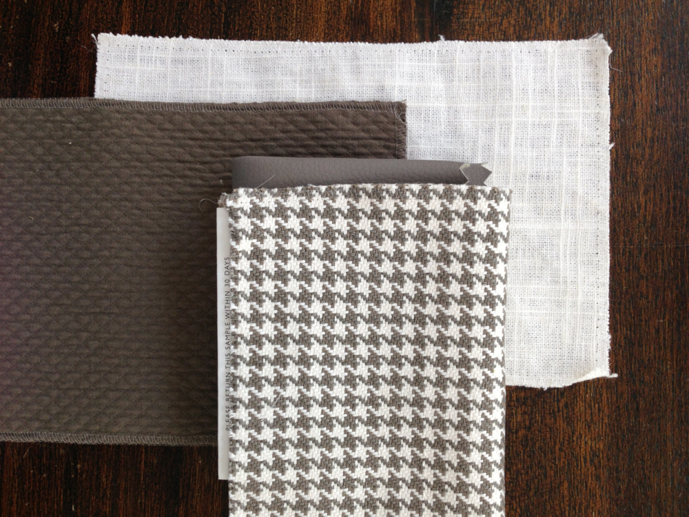 houndstooth, fabric