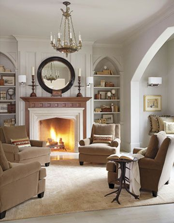 Interior designer Suzanne Kasler decorates this mantel with candles. How To Decorate Your Mantel   Tips  Decor Recs    Inspiration
