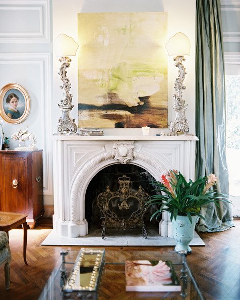 Plugged In Maximize Your Mantel S Decorative Potential By Adding