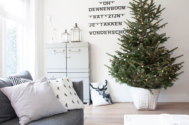 "MUST-SEE: THE BEST, MOST BEAUTIFUL CHRISTMAS TREE BASE IS...  ➤ http://carlaaston.com/designed/best-christmas-tree-base | ""Last year my dog peed on my Christmas tree skirt. Yuck. So now I've got to get a new one."" 