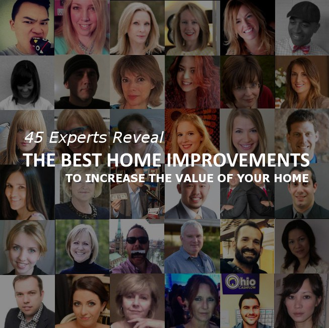 MUST-READ: 45 Experts Reveal The Best Home Improvements To Increase The Value Of Your Home