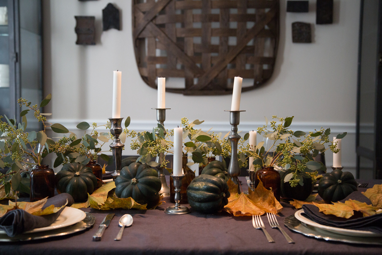 "MUST-SEE  : This Thanksgiving Tabletop Was a Decorative Disappointment Until...    ➤  http://carlaaston.com/designed/thanksgiving-tabletop  | "" I usually enjoy laying the Thanksgiving tabletop. I always do it a few days ahead of time so I can make sure some me-time is left over. This year though... "" 