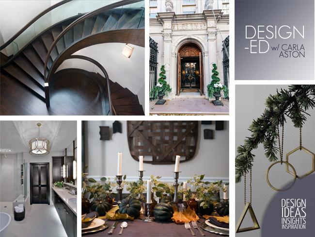 DESIGN REFRESH: Today's 10 On-Trend Interior Design Links You'll Love! | #DesignRefresh