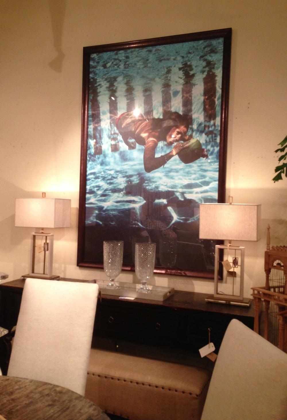 Photograph / photography / photo as art in interior design