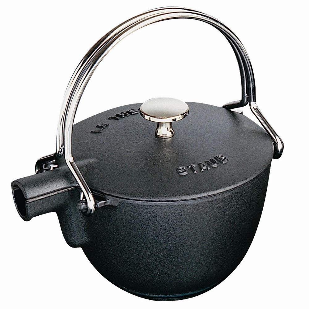 Staub tea kettle  for your modern country kitchen!