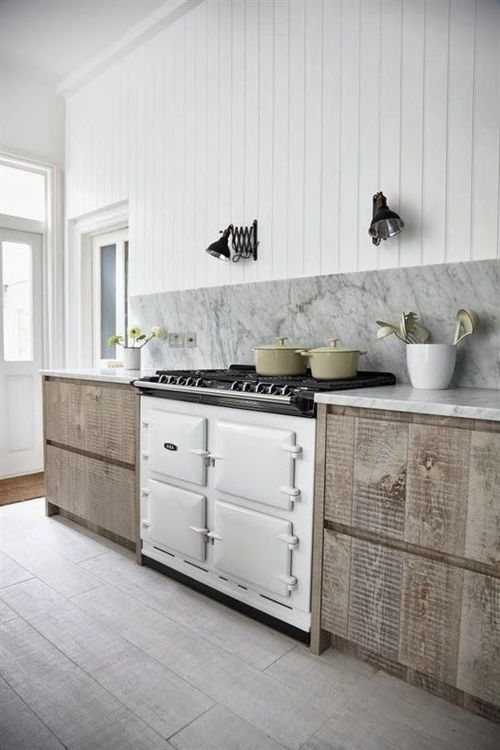 "MUST-HAVE: WHITE APPLIANCES: ROCK YOUR KITCHEN WITH THEIR LUXURIOUS LOOKS!  ➤ http://carlaaston.com/designed/white-appliances | ""White appliances: they're crisp, expensive, luxuriously custom-looking, and... I love them! "" 